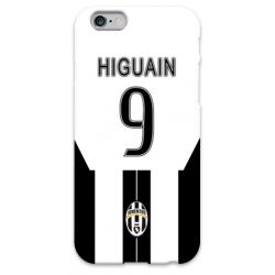 COVER HIGUAIN JUVE MAGLIA per iPhone 3g/3gs 4/4s 5/5s/c 6/6s Plus iPod Touch 4/5/6 iPod nano 7