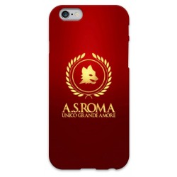 COVER AS ROMA ALLORO per iPhone 3g/3gs 4/4s 5/5s/c 6/6s Plus iPod Touch 4/5/6 iPod nano 7