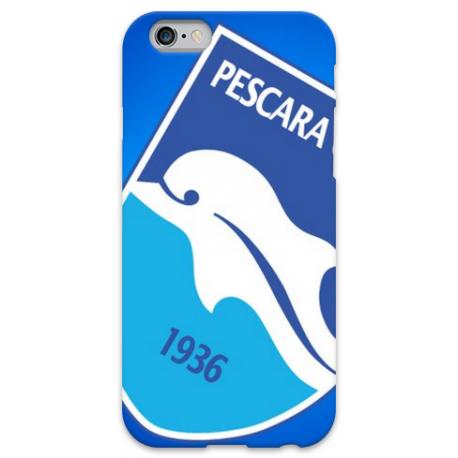 COVER PESCARA CALCIO per iPhone 3g/3gs 4/4s 5/5s/c 6/6s Plus iPod Touch 4/5/6 iPod nano 7 - covermania
