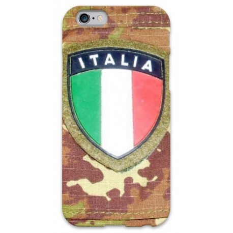 COVER ESERCITO ITALIANO per iPhone 3g/3gs 4/4s 5/5s/c 6/6s Plus iPod Touch 4/5/6 iPod nano 7