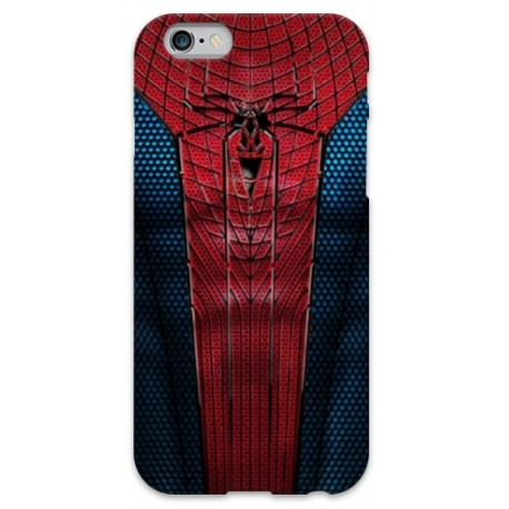 COVER ARMATURA SPIDERMAN per iPhone 3g/3gs 4/4s 5/5s/c 6/6s Plus iPod Touch 4/5/6 iPod nano 7