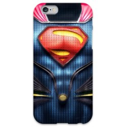 COVER ARMATURA SUPERMAN per iPhone 3g/3gs 4/4s 5/5s/c 6/6s Plus iPod Touch 4/5/6 iPod nano 7