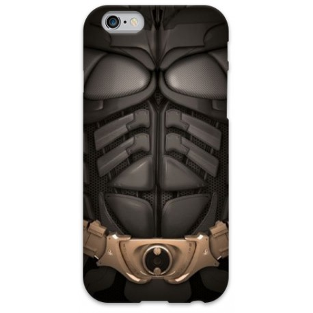 COVER ARMATURA BATMAN per iPhone 3g/3gs 4/4s 5/5s/c 6/6s Plus iPod Touch 4/5/6 iPod nano 7