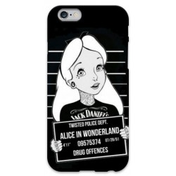 COVER ALICE TATTOO POLICE per iPhone 3g/3gs 4/4s 5/5s/c 6/6s Plus iPod Touch 4/5/6 iPod nano 7