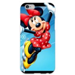 COVER MINNIE per iPhone 3g/3gs 4/4s 5/5s/c 6/6s Plus iPod Touch 4/5/6 iPod nano 7