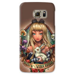 COVER AURORA TATTOO VINTAG per SAMSUNG GALAXY SERIE S, S MINI, A, J, NOTE, ACE, GRAND NEO, PRIME, CORE, MEGA