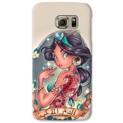 COVER ALICE TATTOO VINTAG per SAMSUNG GALAXY SERIE S, S MINI, A, J, NOTE, ACE, GRAND NEO, PRIME, CORE, MEGA