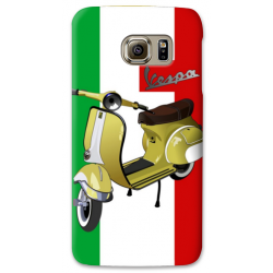 COVER VESPA GIALLO PER ASUS HTC HUAWEI LG SONY NOKIA BLACKBERRY