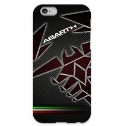 COVER ABARTH per iPhone 3g/3gs 4/4s 5/5s/c 6/6s Plus iPod Touch 4/5/6 iPod nano 7
