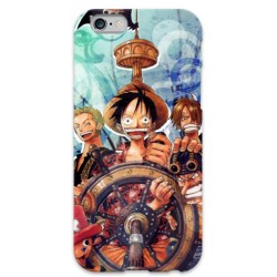 COVER ONE PIECE per iPhone 3g/3gs 4/4s 5/5s/c 6/6s Plus iPod Touch 4/5/6 iPod nano 7