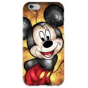 COVER TOPOLINO MICKEY per iPhone 3g/3gs 4/4s 5/5s/c 6/6s Plus iPod Touch 4/5/6 iPod nano 7