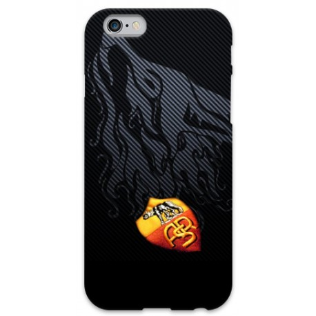 COVER AS ROMA LUPA per iPhone 3g/3gs 4/4s 5/5s/c 6/6s Plus iPod Touch 4/5/6 iPod nano 7