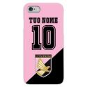 COVER PALERMO COL TUO NOME E NUMERO per iPhone 3g/3gs 4/4s 5/5s/c 6/6s Plus iPod Touch 4/5/6 iPod nano 7