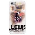 COVER LEWIS HAMILTON F1 per iPhone 3g/3gs 4/4s 5/5s/c 6/6s/7 Plus iPod Touch 4/5/6 iPod nano 7