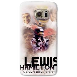 COVER LEWIS HAMILTON F1 per SAMSUNG GALAXY SERIE S, S MINI, A, J, NOTE, ACE, GRAND NEO, PRIME, CORE