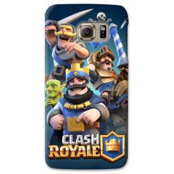 COVER Clash Royale per SAMSUNG GALAXY SERIE S, S MINI, A, J, NOTE, ACE, GRAND NEO, PRIME, CORE
