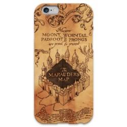 COVER HARRY POTTER MAPPA DEL MALANDRINO per iPhone 3g/3gs 4/4s 5/5s/c 6/6s Plus iPod Touch 4/5/6 iPod nano 7