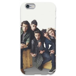 COVER ONE DIRECTION per iPhone 3g/3gs 4/4s 5/5s/c 6/6s Plus iPod Touch 4/5/6 iPod nano 7