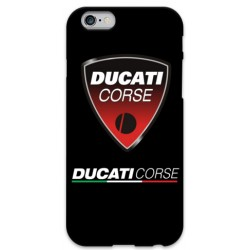 COVER DUCATI CORSE per iPhone 3g/3gs 4/4s 5/5s/c 6/6s Plus iPod Touch 4/5/6 iPod nano 7