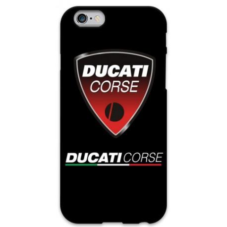 COVER DUCATI CORSE per iPhone 3g/3gs 4/4s 5/5s/c 6/6s Plus iPod Touch 4/5/6 iPod nano 7