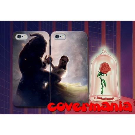 custodia portafoglio iphone se la bella e la bestia