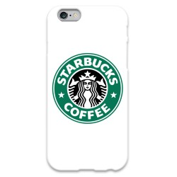 COVER STARBUCKS per iPhone 3g/3gs 4/4s 5/5s/c 6/6s Plus iPod Touch 4/5/6 iPod nano 7