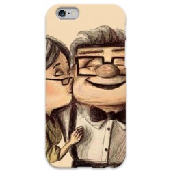 COVER UP CARL E ELLIE per iPhone 3g/3gs 4/4s 5/5s/c 6/6s Plus iPod Touch 4/5/6 iPod nano 7