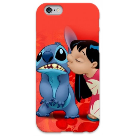 COVER LILO E STITCH per iPhone 3g/3gs 4/4s 5/5s/c 6/6s Plus iPod Touch 4/5/6 iPod nano 7