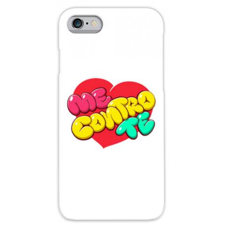 COVER ME CONTRO TE CUORE per iPhone 3g/3gs 4/4s 5/5s/c 6/6s/7 Plus iPod Touch 4/5/6 iPod nano 7