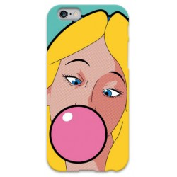 COVER ALICE BUBBLEGUM per iPhone 3g/3gs 4/4s 5/5s/c 6/6s Plus iPod Touch 4/5/6 iPod nano 7