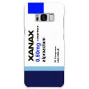 COVER XANAX Pharmacy case per SAMSUNG GALAXY SERIE S, S MINI, A, J, NOTE, ACE, GRAND NEO, PRIME, CORE, MEGA