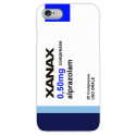 COVER XANAX Pharmacy case per iPhone 3g/3gs 4/4s 5/5s/c 6/6s Plus iPod Touch 4/5/6 iPod nano 7