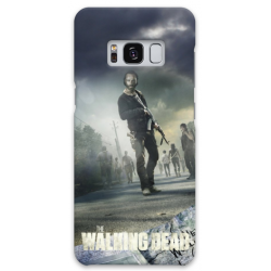 COVER The Walking Dead TWD per ASUS HTC HUAWEI LG SONY BLACKBERRY NOKIA
