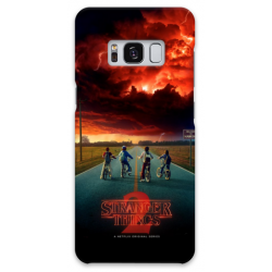 COVER STRANGER THINGS per ASUS HTC HUAWEI LG SONY BLACKBERRY NOKIA