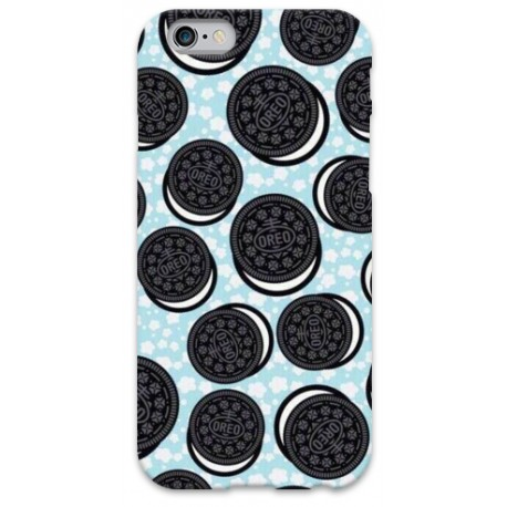 COVER OREO COOL per iPhone 3g/3gs 4/4s 5/5s/c 6/6s Plus iPod Touch 4/5/6 iPod nano 7