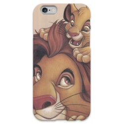 COVER RE LEONE per iPhone 3g/3gs 4/4s 5/5s/c 6/6s Plus iPod Touch 4/5/6 iPod nano 7