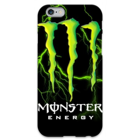 COVER MONSTER per iPhone 3g/3gs 4/4s 5/5s/c 6/6s Plus iPod Touch 4/5/6 iPod nano 7