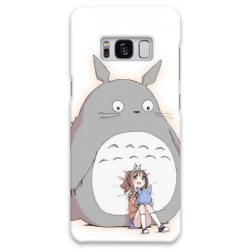 COVER TOTORO per SAMSUNG GALAXY SERIE S, S MINI, A, J, NOTE, ACE, GRAND NEO, PRIME, CORE, MEGA