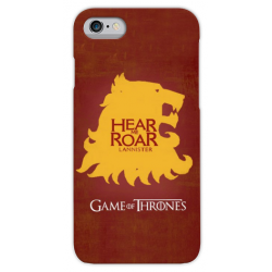 COVER GAME OF THRONES LANNISTER per iPhone 3gs 4s 5/5s/c 6s 7 8 Plus X iPod Touch 4/5/6 iPod nano 7