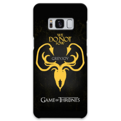 COVER GAME OF THRONES GREYJOY per SAMSUNG GALAXY SERIE S, S MINI, A, J, NOTE, ACE, GRAND NEO, PRIME, CORE, MEGA