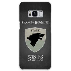 COVER GAME OF THRONES STARK per ASUS HUAWEI LG SONY WIKO NOKIA HTC BLACKBERRY