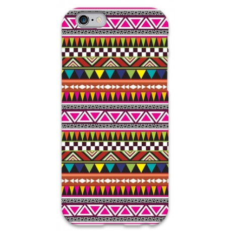 COVER TRIBALE per iPhone 3g/3gs 4/4s 5/5s/c 6/6s Plus iPod Touch 4/5/6 iPod nano 7
