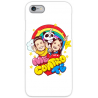 COVER ME CONTRO TE UNICORNO per iPhone 3gs 4s 5/5s/c 6s 7 8 Plus X iPod Touch 4/5/6 iPod nano 7