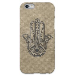 COVER MANO DI FATIMA per iPhone 3g/3gs 4/4s 5/5s/c 6/6s Plus iPod Touch 4/5/6 iPod nano 7