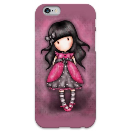 COVER SANTORO GORJUSS per iPhone 3g/3gs 4/4s 5/5s/c 6/6s Plus iPod Touch 4/5/6 iPod nano 7