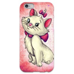 COVER Minù ARISTOGATTI per iPhone 3g/3gs 4/4s 5/5s/c 6/6s Plus iPod Touch 4/5/6 iPod nano 7