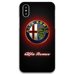 COVER ALFA ROMEO per iPhone 3gs 4s 5/5s/c 6s 7 8 Plus X iPod Touch 4/5/6 iPod nano 7