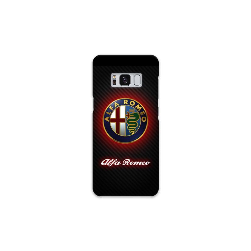 COVER ALFA ROMEO per ASUS HUAWEI LG SONY WIKO NOKIA HTC BLACKBERRY - covermania