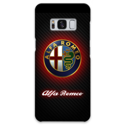 COVER ALFA ROMEO per SAMSUNG GALAXY SERIE S, S MINI, A, J, NOTE, ACE, GRAND NEO, PRIME, CORE, MEGA
