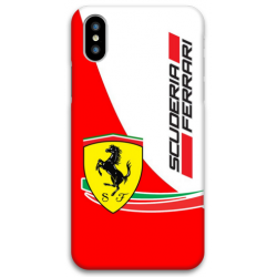 COVER SCUDERIA FERRARI F1 per iPhone 3gs 4s 5/5s/c 6s 7 8 Plus X iPod Touch 4/5/6 iPod nano 7
